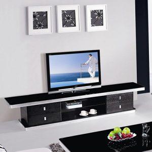 选择现代风格定制电视柜注意哪些问题?