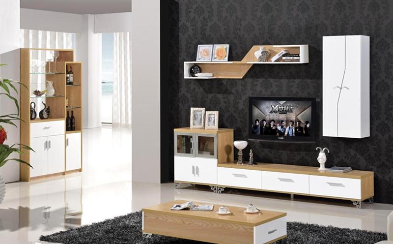 现代风格定制电视柜要如何选择,现代风格定制电视柜搭配的注意事项