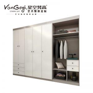 整体定制衣柜 哈莱格调·X-1衣柜