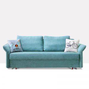 坐卧多功能乳胶客厅功能沙发 碧空星愿 k615-1