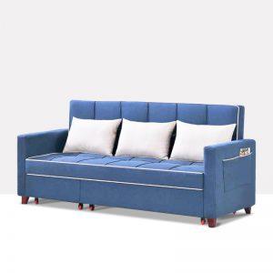 坐卧多功能乳胶客厅功能沙发 悠然春日 k612-1