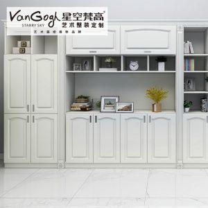 全屋定制中的书柜,在设计时应该注意哪些?