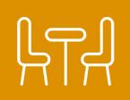 星空梵高·餐桌餐椅