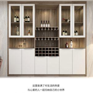 全屋定制中的酒柜,在设计时应该注意哪些?